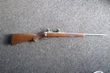 Ruger 77/22 in 22 Magnum