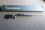Browning X-Bolt Max Range in 6.5 PRC