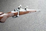 Winchester Model 70 SA in 22-250 w/factory miss labeled box - 9 of 10