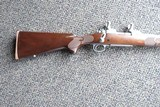 Winchester Model 70 SA in 22-250 w/factory miss labeled box - 4 of 10