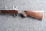 Winchester Model 70 SA in 22-250 w/factory miss labeled box - 6 of 10