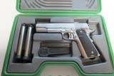 Remington 1911 R1 Enhanced Stainless in 45 ACP w/case