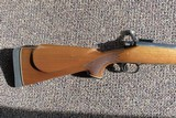 Remington 700 BDL Custom Deluxe Left Handed in 338 Win. Mag - 4 of 9
