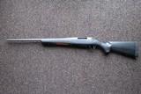 Left Handed Tikka T3x Lite Stainless in 22-250