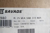 Savage 25 Walking Varminter in 223 - 12 of 12