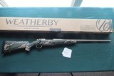 Weatherby Mark V Backcountry in 6.5 Weatherby RPM