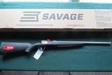 Savage B-Mag in 17 WSM