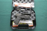Glock M43 Limited Edition Tiger Engraved 9mm New in Box