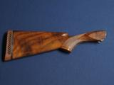 BROWNING SUPERPOSED 20GA STOCK - 1 of 2
