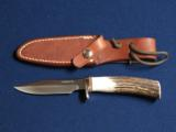 RANDALL #5 TRAIL KNIFE