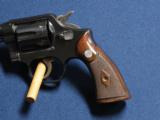 SMITH & WESSON MILITARY POLICE 38 SPECIAL - 4 of 4