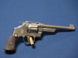 SMITH & WESSON 44 TRIPLE LOCK 44CAL