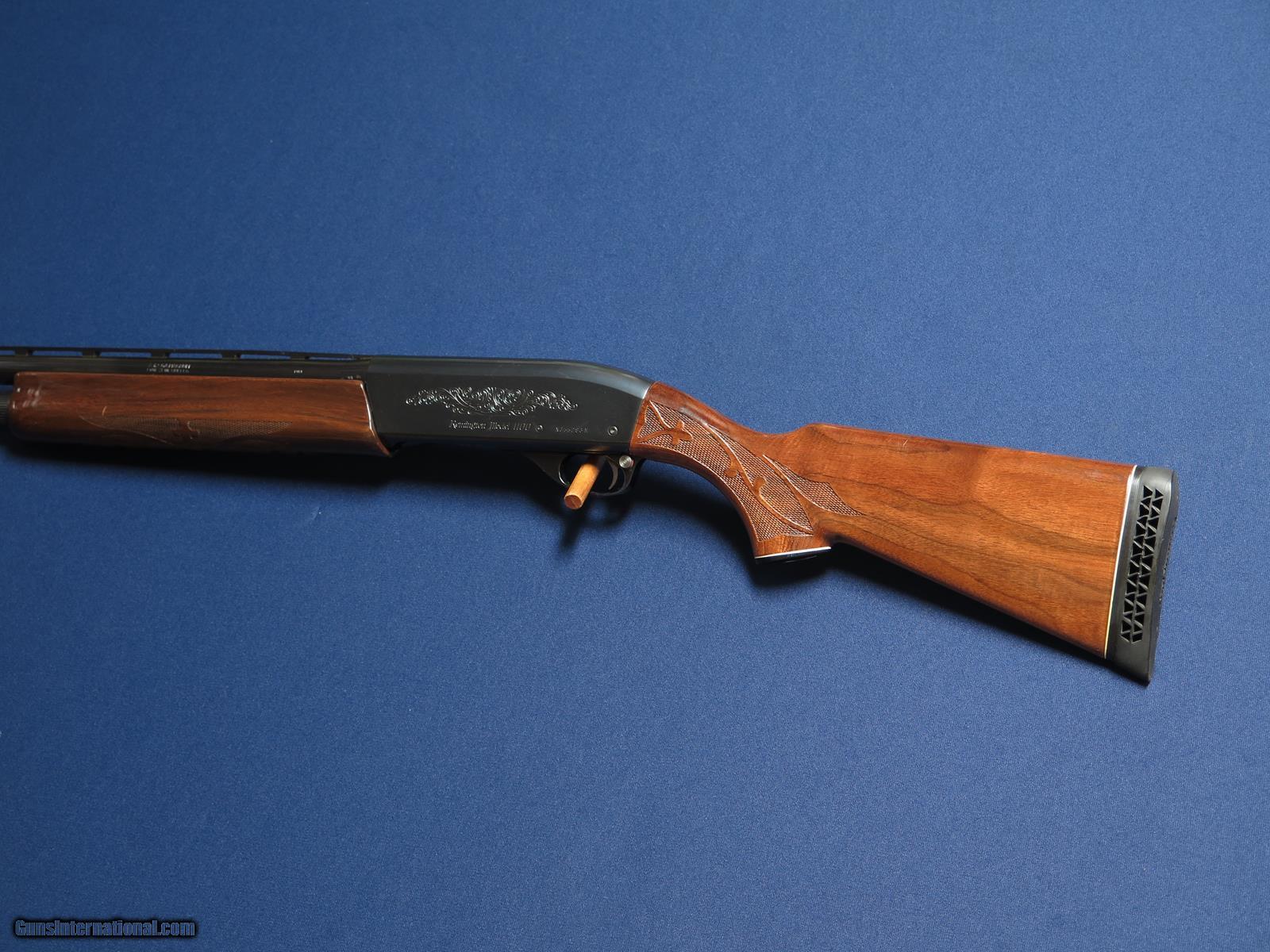 Remington Model 1100 12 Gauge owner s manual