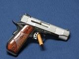 SMITH & WESSON 1911 SC E SERIES 45 ACP