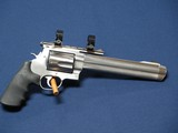 SMITH & WESSON 500 500 S&W