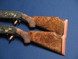 WINCHESTER 12 12 GAUGE PIGEON GRIEBEL ENGRAVED PAIR - 9 of 13