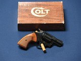 COLT DETECTIVE SPECIAL 2 INCH 38