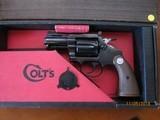 Colt Diamondback 38 2 1/2