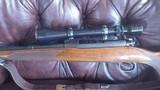 Winchester Model 70 Pre-65 264 Magnum - 6 of 11