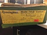 Remington 700 D Grade 7MM Express - 1 of 7
