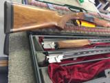 Perazzi MX-8/20 THREE Barrel set-20/28/410-in near new condition-a best buy!- 1 of 6