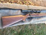 Winchester M52 .22LR Sporter Replica-Late 90's gun.