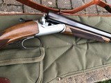 Ruger Gold Label SxS in minty condition with great wood.