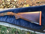 Beretta/Cole Custom LH 28ga. 30 inch w/xtra 20ga.barrels-Negrini case-Best Buy! - 5 of 10