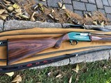 Browning FOREST GREEN DOUBLE AUTO-early gun in superior condition-Vent Rib
