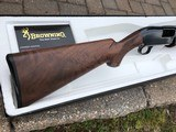 "Browning Model 12 28ga. ANIB! 26""Modified-better then usual wood. Extra nice!"