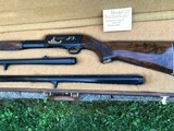 Ithaca M37 LAPD 200th year Commemorative 12ga. 2 barrels, cased and gorgeous!