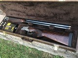 """Browning Model 625 12ga. Golden Clays w/32"""" barrels. Spectacular wood-mint in case. - 1 of 7"""