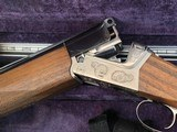 Krieghoff Teck-P Model O/U 12ga. 30 inch barrels-factory cased-excellent condition. - 2 of 7