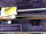 Krieghoff Teck-P Model O/U 12ga. 30 inch barrels-factory cased-excellent condition. - 3 of 7