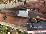 Browning Grade 3 16ga. Upland Special, as new w/nice wood. A scarce gun! - 8 of 9