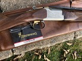 Browning Grade 3 16ga. Upland Special, as new w/nice wood. A scarce gun! - 5 of 9