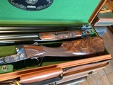 parker reproduction bhe 20ga. 2 barrel set 26/28 inch nic and lucky serial # 13!