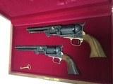 Colt 51 Navy & 3rd Mdl Dragoon set