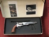 Colt 1860 Army Stainless Steel 2nd generation - 2 of 6
