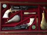 "Colt 51 Navy-3rd Mdl. Dragoon ""Berman Special Edition"" set 2nd gen. - 1 of 18"