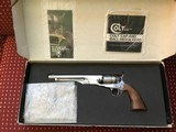 Colt 1860 Army Stainless Steel