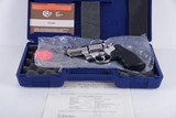 Colt Python 2 1/2'' Bright Stainless Factory Ported Lew Horton Edition NIB