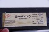 1976 Browning Superposed Midas Grade Trap NIB - 2 of 15