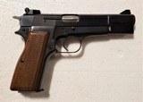Browning Hi Power Belgium 9mm