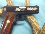 """Colt ACP Series. 80 , .45 auto. """" One Of One Thousand"""""""