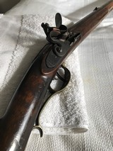 Flintlock Kentucky Rifle