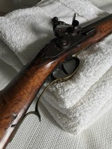 Antique Flintlock Kentucky Rifle
