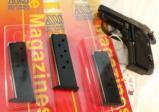 Beretta 3032 Tomcat .32 ACP Factory 7 Shot Magazine 2011 MDS Production NIB Blue & Stainless Pistols Not for Titanium 3032 - 2 of 10