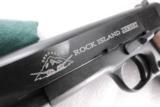 Rock Island 1911A1 .45 ACP Armscor Government 5 inch Parkerized NIB 45 Automatic NO C&R 51421 - 6 of 14