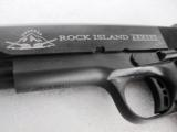 Rock Island 1911A1 AFS Tactical .45 ACP Armscorp 5 inch Parkerized NIB Government Size 45 Automatic 51431 - 7 of 14